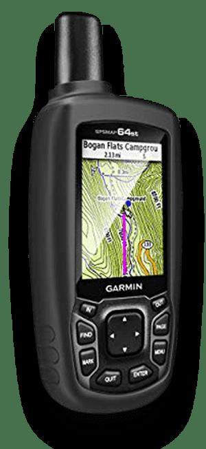 GPS Garmin 64x Handheld Product Image