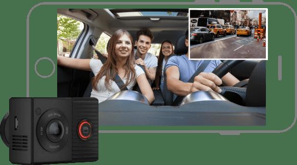 Garmin Dash Cam Auto Sync Image