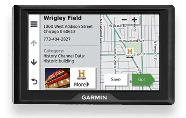 Garmin Drive 52 Live Traffic Restaurant Locator