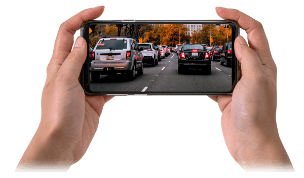 Recording Video of Traffic