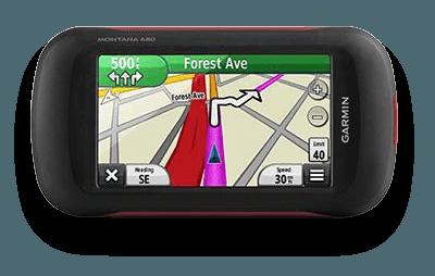 Nontana 680 Road Navigation Image