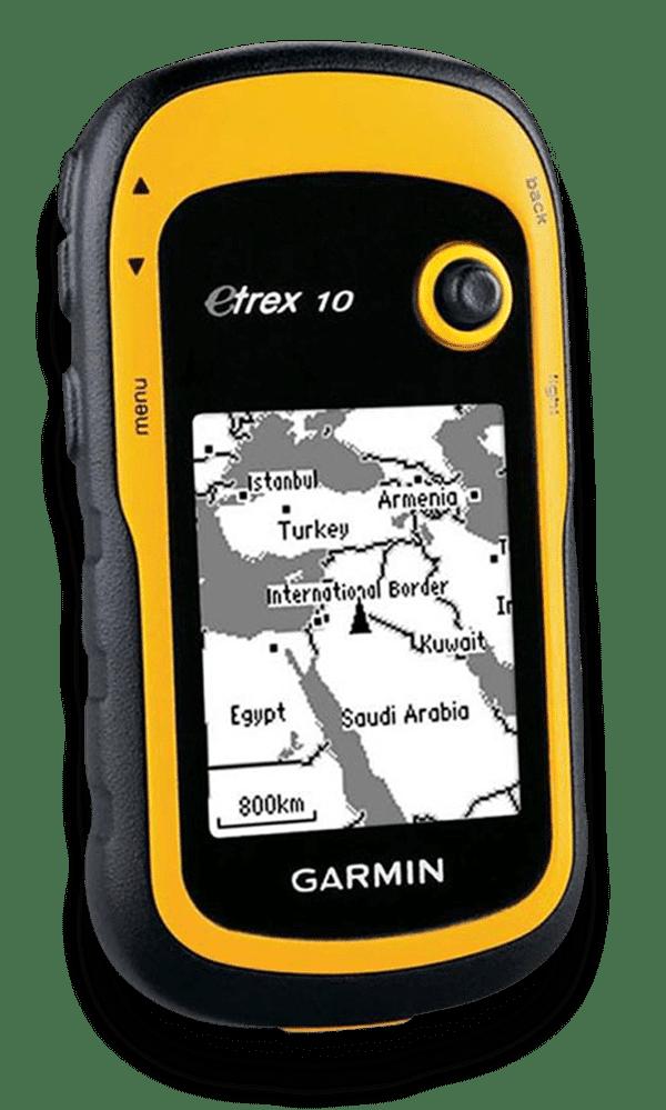 Garmin eTrex 10 Product Image