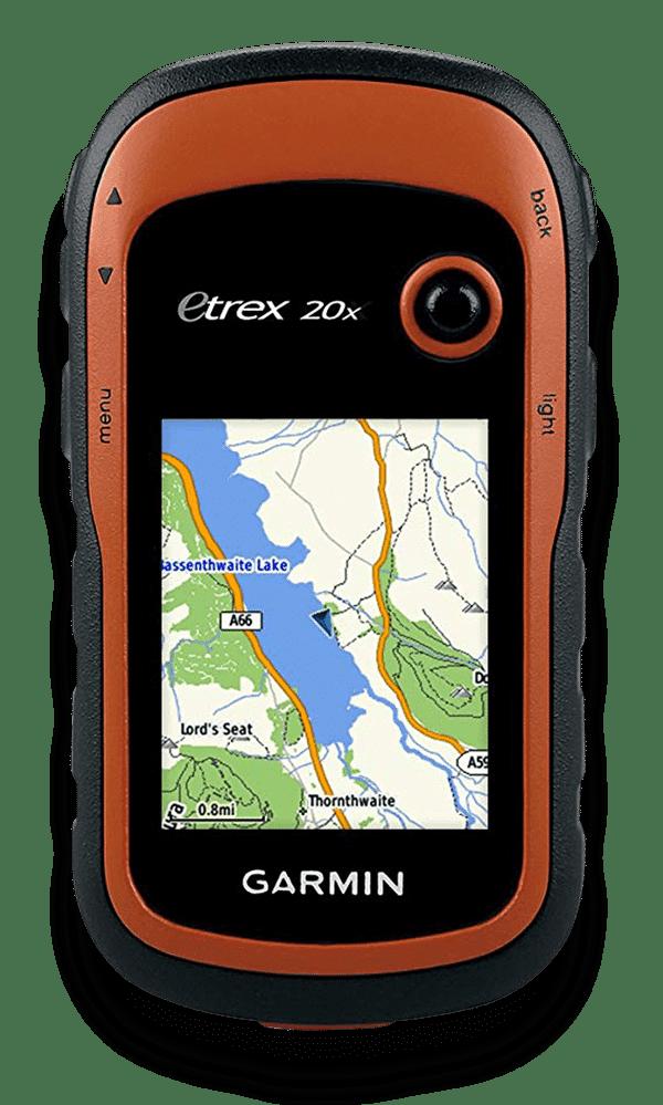 Garmin eTrex 20x Product Image